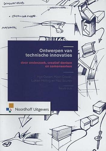 9789001796983: Ontwerpen van technische innovaties: door onderzoek, creatief denken en samenwerken