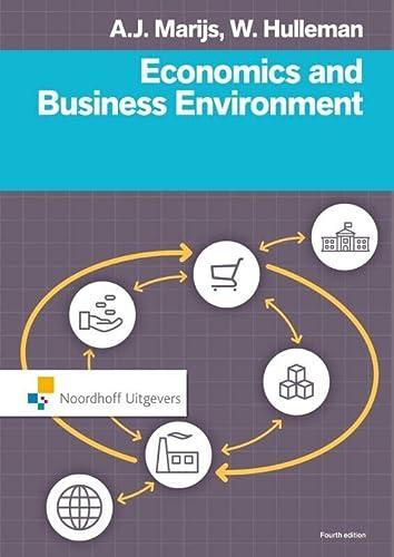 9789001845117: Economics and business environment