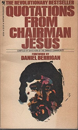 9789001995218: Quotations From Chairman Jesus