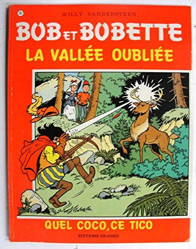 9789002017261: La Vallée Oublié