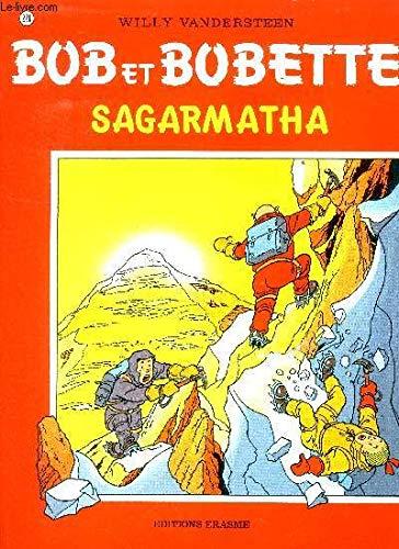 9789002019319: Sagarmatha (Bob et Bobette)