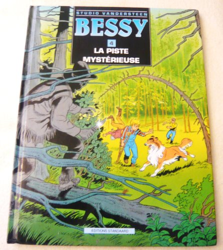 9789002019999: Bessy, n° 4 : La piste mystérieuse