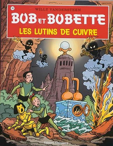 9789002024979: Les lutins de cuivre / 182 / druk 1 (Bob et Bobette (182))