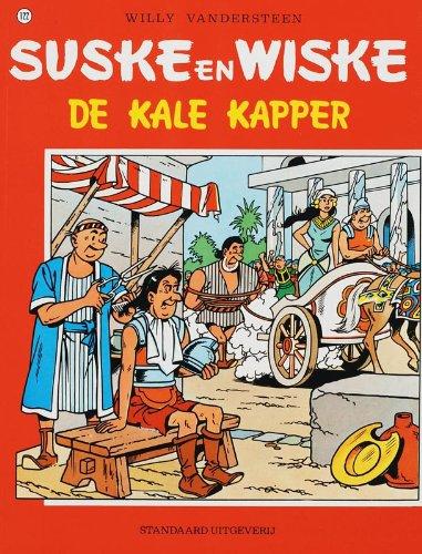 9789002116353: De kale kapper (De avonturen van Suske en Wiske, #122)