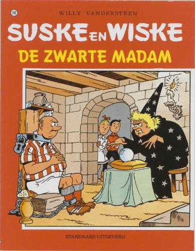 9789002122378: De Zwarte Madam (Suske en Wiske, #140)