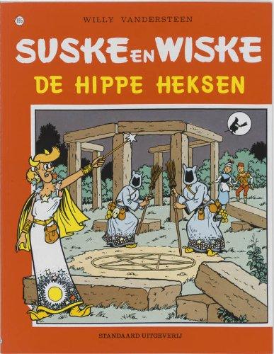 9789002147890: Suske en Wiske - De Hippe Heksen