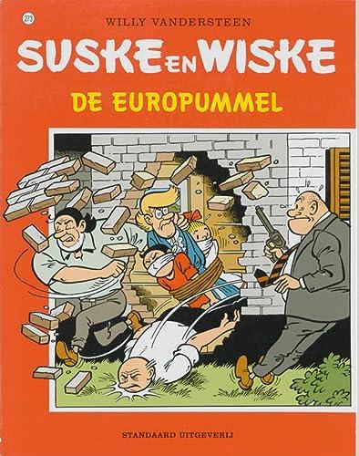 9789002211041: De Europummel (Suske en Wiske)