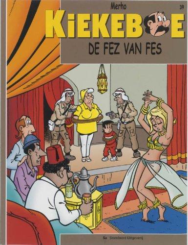 9789002212338: De fez van Fes / druk 1 (Kiekeboe (39))