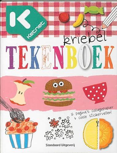 9789002234415: Ketnet Kriebel tekenboek