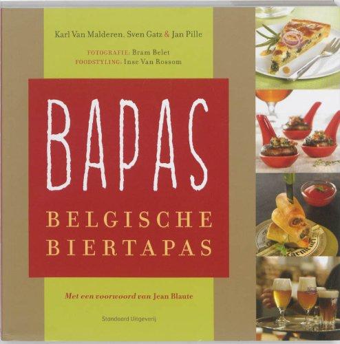 9789002240133: Bapas / druk 1: belgische biertapas