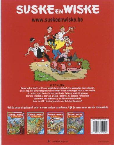 De Sterrenplukkers (Suske & Wiske, #146) - Vandersteen, Willy