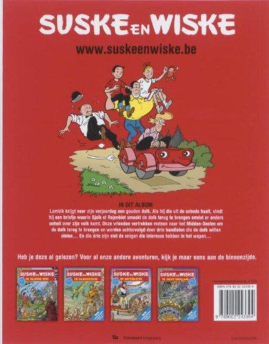 9789002243394: Suske en Wiske 90: Sjeik El Rojenbiet