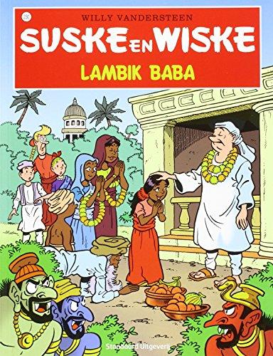 9789002245459: Suske en Wiske Lambik baba / druk 1