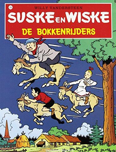 9789002246340: De bokkenrijders (Suske & Wiske, #136)