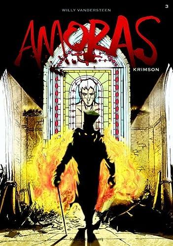 Krimson (Amoras, Band 3): Vandersteen, Willy, Legendre,