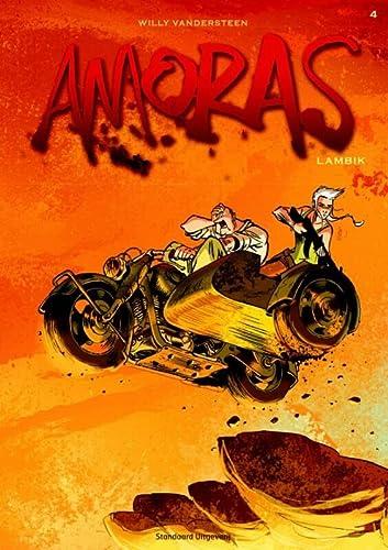 Lambik (Amoras, Band 4): Vandersteen, Willy, Legendre,