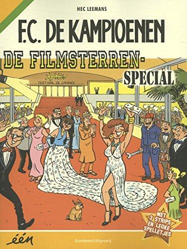 9789002257476: De filmsterrenspecial (F.C. De Kampioenen)