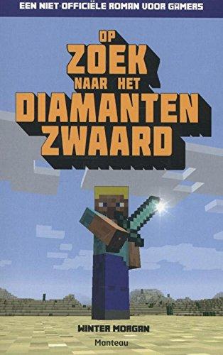 9789002258022: Op zoek naar het diamanten zwaard: een niet-officiële roman voor gamers