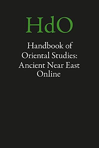 Scripts (Research) and Ancient History of the Near East: Volume 1 Altkleinasiatische Sprachen [und ...