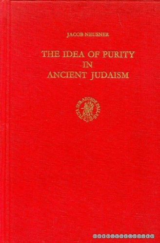 The Idea of Purity in Ancient Judaism