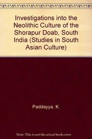 Studies in South Asian Culture: Edited for: K. Paddayya; Edited