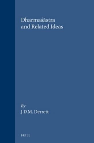 Essays in Classical and Modern Hindu Law: J. Duncan M.
