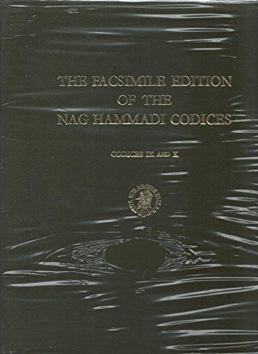9789004056374: Nag Hammadi Codices: Codex IX and X - 1977