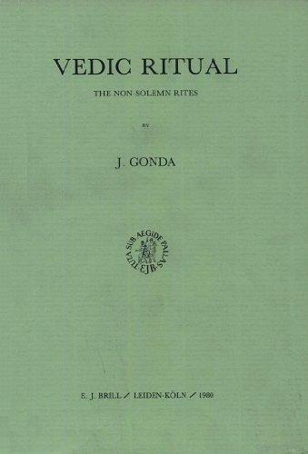 9789004062108: Religionen - Vedic Ritual (Handbuch Der Orientalistik - Abteilung - Indien, Vol 4) (Religions)