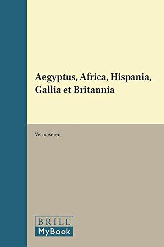 Corpus Cultus Cybelae Attidisque: Aegypus, Africa, Hispania, Gallia Et Britannia - M. J. Vermaseren