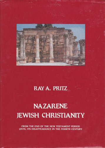 9789004081086: Nazarene Jewish Christianity: From the End of the New Testament Period Until Its Disappearance in the Fourth Century (Studia Post-Biblica)