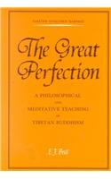 9789004087927: The Great Perfection (Rdzogs Chen): A Philosophical and Meditative Teaching of Tibetan Buddhism (Asian Studies)