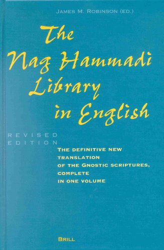 9789004088566: The Nag Hammadi Library: Definitive Translation of the Gnostic Scriptures