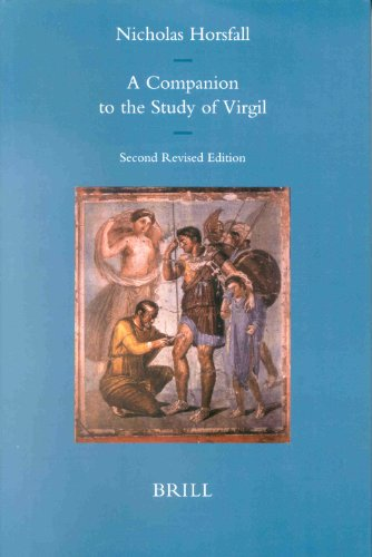 9789004095595: A Companion to the Study of Virgil