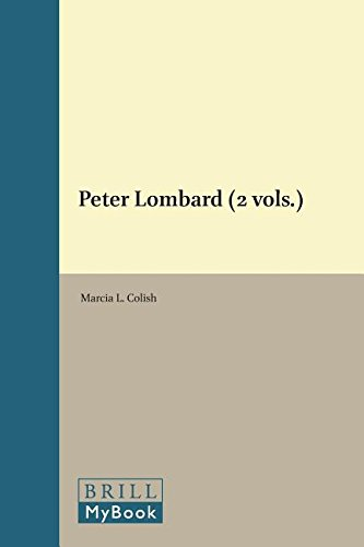 9789004098619: Peter Lombard (Brill's Studies in Intellectual History)
