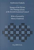 9789004099463: Images of the Divine: The Theology of Icons at the Seventh Ecumenical Council (Studies in the History of Christian Thought)