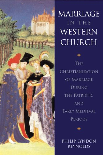 9789004100220: Marriage in the Western Church: The Christianization of Marriage During the Patristic and Early Medieval Periods (Supplements to Vigiliae Christiana)