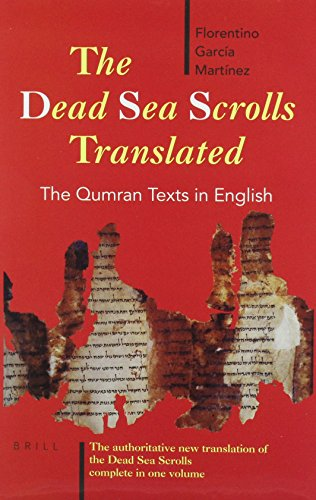 9789004100886: The Dead Sea Scrolls Translated: The Qumran Texts in English