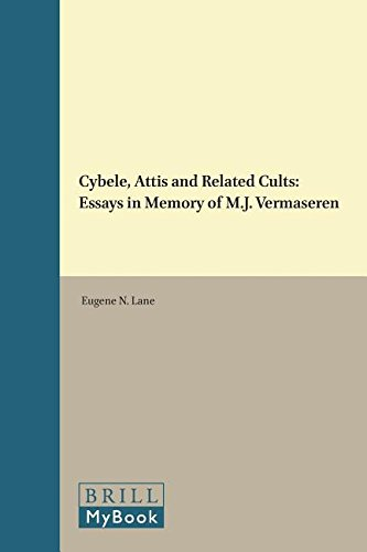 9789004101968: Cybele, Attis and Related Cults: Essays in Memory of M.J. Vermaseren (Religions in the Graeco-Roman World) (Social, Economic, and Political Studies of the Middle East a)