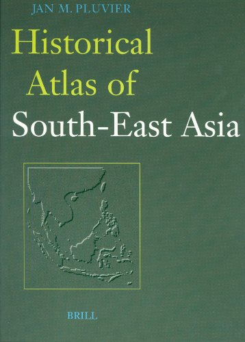 9789004102385: Historical Atlas of South-East Asia