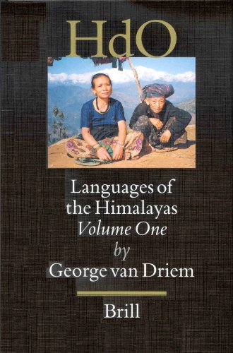 Languages of the Himalayas: An Ethnolinguistic Handbook: George Van Driem