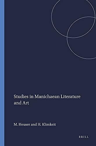 9789004107168: Studies in Manichaean Literature and Art (Islamic History and Civilization)