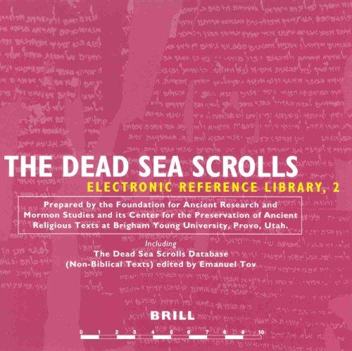 Dead Sea Scrolls Electronic Library,
