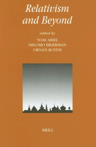 9789004109308: Relativism and Beyond (Philosophy and Religion , No 4)