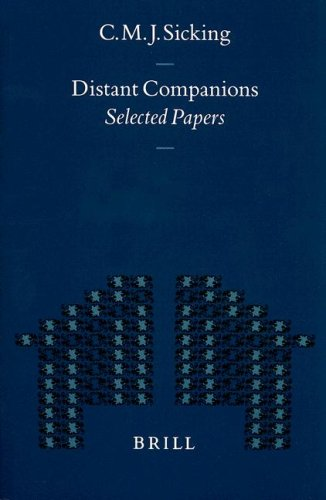 Distant Companions: Selected Papers: Collected Papers (Mnemosyne, Supplements): Sicking, C. M. J.