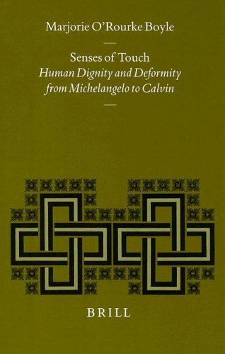 Senses of Touch: Human Dignity and Deformity: O'Rourke Boyle, Marjorie