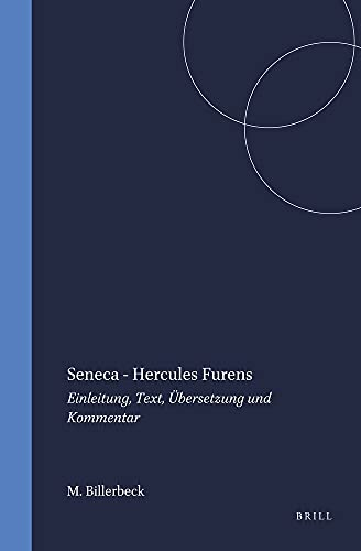 Hercules Furens (Mnemosyne, Bibliotheca Classica Batava Supplementum) (German Edition): Dr ...