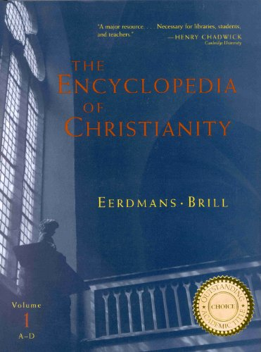 9789004113169: The Encyclopedia of Christianity (Encyclopedia of Christianity (Brill))