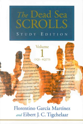 9789004115477: The Dead Sea Scrolls: Study Edition v.1 & 2: Study Edition Vol 1 & 2
