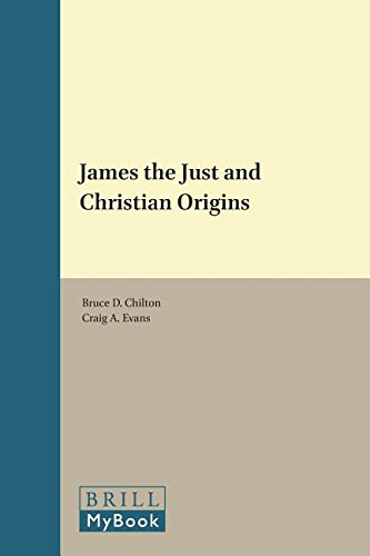 9789004115507: James the Just and Christian Origins (SUPPLEMENTS TO NOVUM TESTAMENTUM)