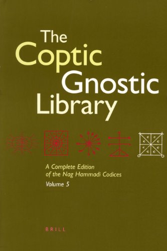 The Coptic Gnostic Library (5 Vols.): A Complete Edition of the Nag Hammadi Codices - James M. Robinson